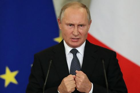 Presiden Ukraina: Putin Ingin Kekaisaran Rusia Bangkit Lagi