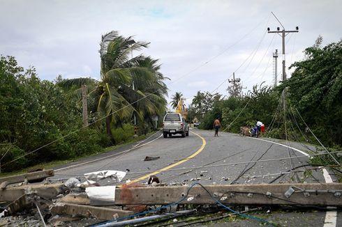 Badai Tropis Pabuk Terjang Thailand, Lima Orang Dilaporkan Tewas