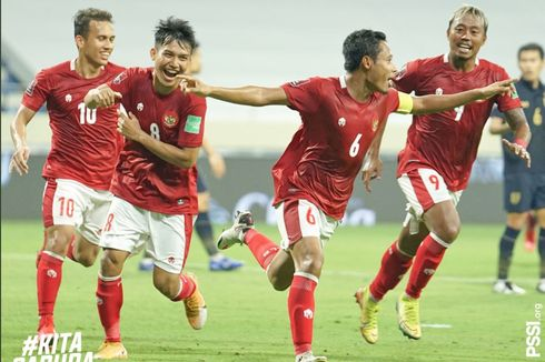 Tergabung di Grup B Piala AFF 2020, Timnas Indonesia Optimistis Lolos