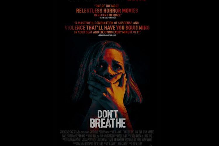 Poster film Dont Breathe.