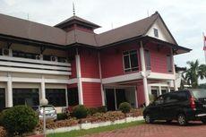 Terkait Dugaan Korupsi, Polisi Geledah Kantor Dinas PUPR Kalbar