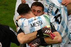 Luapan Kekecewaan Rekan Lionel Messi Usai Brasil Vs Ditunda