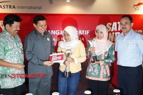 Astra Bidik Pemuda Peduli Lewat Satu Indonesia Awards
