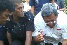 Gubernur Jawa Barat Sembelih Sendiri Hewan Kurban