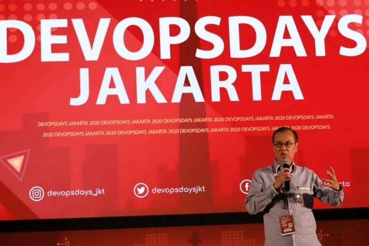 Bank Rakyat Indonesia (BRI) gelar DevOpsDay Jakarta 2020 di BRI Corporate University, Jakarta