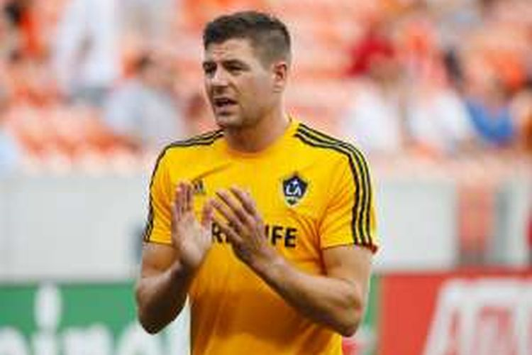 Gelandang Los Angeles Galaxy, Steven Gerrard, mengisyaratkan pensiun setelah Major League Soccer 2016 berakhir.