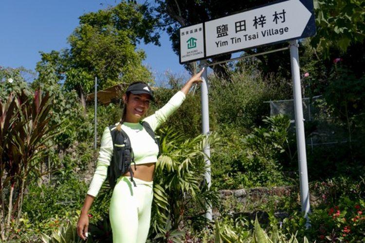 Desa Yim Tin Tsai di Sai Kung, Hong Kong