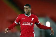 Profil Wijnaldum, Menahan Tangis karena Liverpool