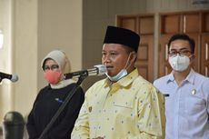 Wakil Gubernur Jawa Barat Tinjau Kesiapan Asrama Haji Bekasi sebagai RSD Covid-19