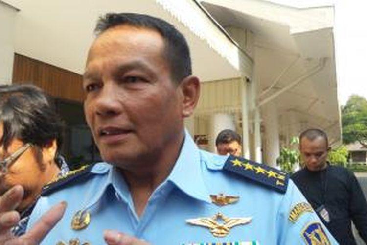 Kepala Staf Angkatan Udara Marsekal Agus Supriatna