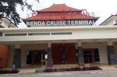 Kapal Pesiar Azamara Journey Sandar di Bali Antar ABK Indonesia