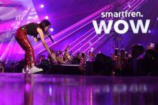 Niki Zefanya Memukau dan Tutup Smartfren Wow Concert dengan Lowkey