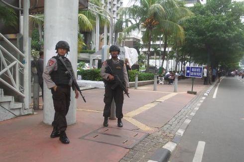 Wapres Kalla Minta Pelaku Teror Bom Sarinah Dihukum Tegas