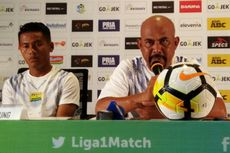 Herrie Setyawan Tak Lagi Jadi Asisten Pelatih Persib Bandung