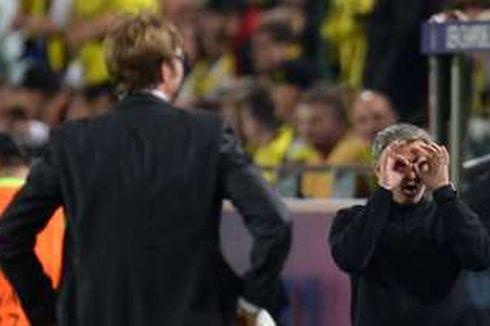 Rapor 50 Laga, Klopp Tertinggal Jauh dari Mourinho