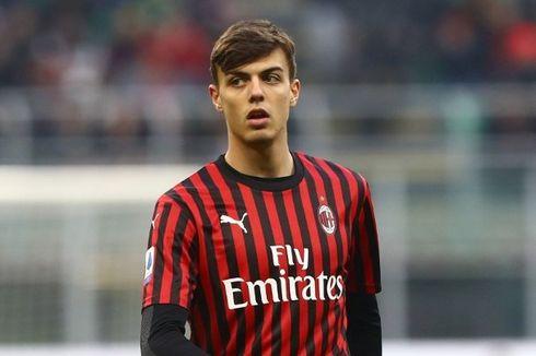 Spezia Vs AC Milan: Kejutan dari Pioli Bernama Daniel Maldini