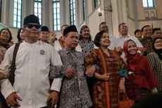 Datang ke Katedral pada Hari Natal, Yudi Latif: Kalau Umat Katolik Bahagia, Kita Semua Bahagia
