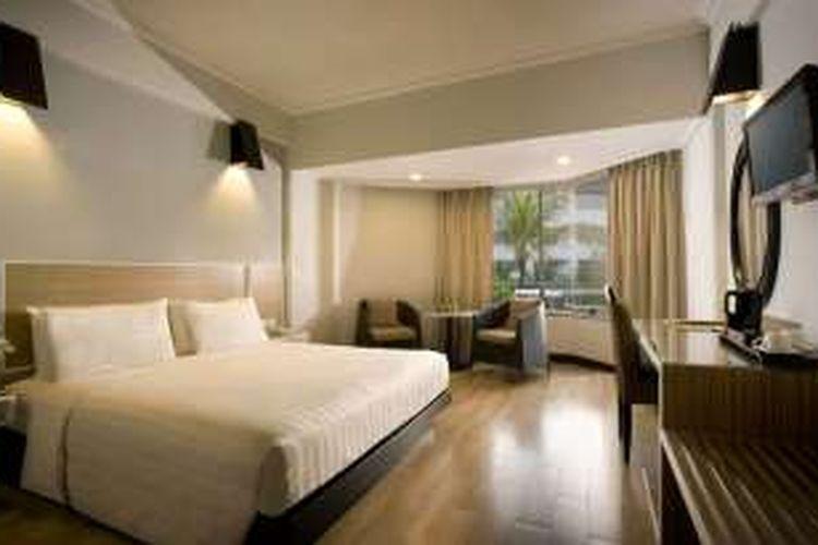 Kamar di Hotel Santika Premiere Jogja