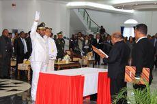 Kosong 17 Bulan dan Dilanda Polemik, Kursi Wakil Bupati Keerom Papua Akhirnya Terisi