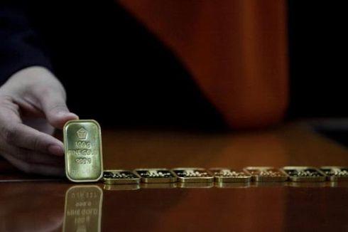 Rincian Harga Emas Antam Hari ini Mulai dari 0,5 Gram hingga 1 Kg