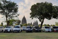 Sedulur Daihatsu Kumpulkan 3.000 Mobil di Candi Prambanan