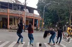 5 Remaja Dipanggil Polisi karena Joget Erotis di Zebra Cross, Alasannya demi Konten Tiktok