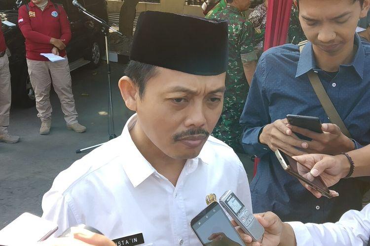 Kepala Kantor Kemenag Kota Solo, Mustain Ahmad.