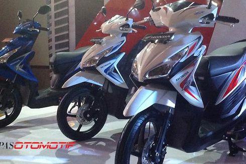 Buat Koleksi, Stok Honda Vario 110 Masih Ada di Diler