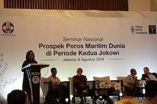 Indonesia Belum Bisa Jadi Poros Maritim Dunia, Ini Kendalanya