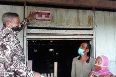 Rumah Penerima Bansos di Grobogan Dipasangi Stiker Keluarga Prasejahtera