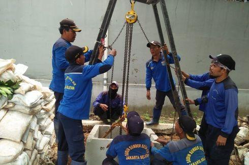 Warga Jakarta Bisa Ajukan Pembuatan Sumur Resapan di Halaman Rumah