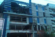 Rumah Duka Heaven Roboh, Dua Orang Masih Terjebak Reruntuhan