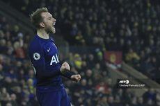 Mourinho Belum Bisa Pastikan Masa Depan Christian Eriksen di Tottenham