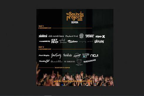 Kunto Aji hingga Feel Koplo Meriahkan The Sounds Project Series Depok