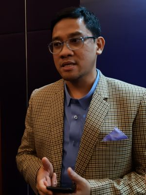 Head of Product IM Samsung Electronics Indonesia Denny Galant.