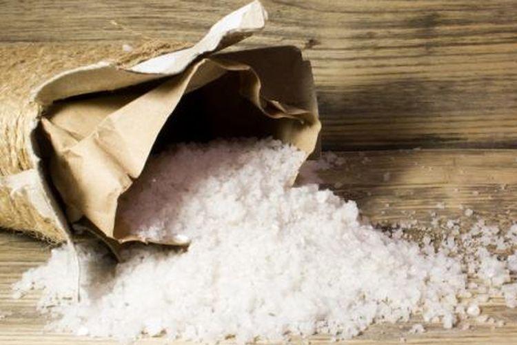 Ilustrasi garam
