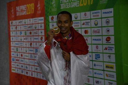 Atletik SEA Games 2019, Sapwaturrahman Belum Puas Meski Pecahkan Rekor