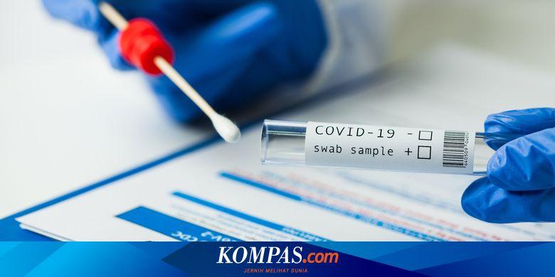 Ilmuwan Inggris Temukan Tes Covid-19 Tercepat Tanp