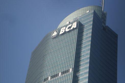 Aset BCA Tembus Rp 1.000 Triliun