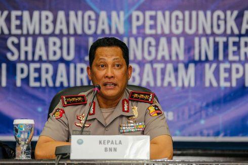 Polri Sudah Setor Nama Pengganti Kepala BNN ke Presiden Jokowi