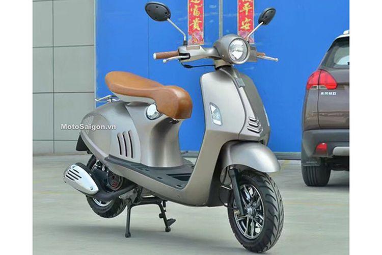 Tiruan Vespa 946 oleh pabrikan China