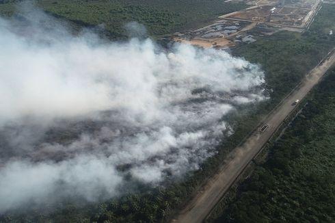 Asap Kebakaran Lahan Mulai Masuk ke Permukiman Warga di Aceh