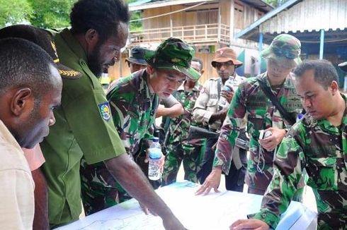 Fakta Pertempuran 2 Hari di Distrik Balingga, TNI Kuasai Markas Purom Wenda hingga Anggota KKB Tewas