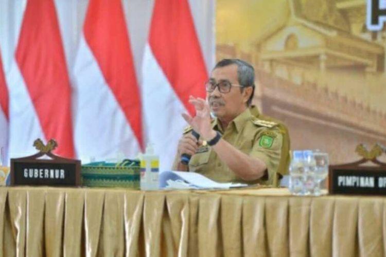 Gubernur Riau, Syamsuar. Dok Pemprov Riau