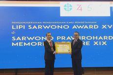 Teliti Partikel Kaon selama 32 Tahun, Terry Mart Raih Penghargaan LIPI