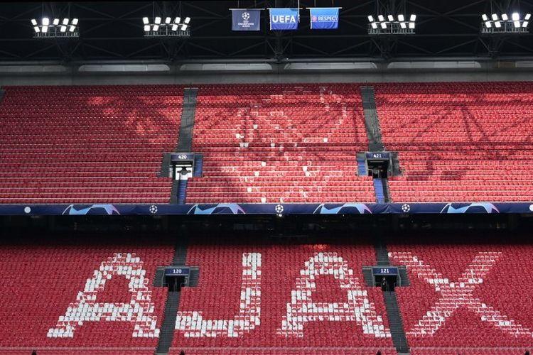 Johan Cruijff Arena akan menjadi duel perebutan tiket final Ajax Amsterdam vs Tottenham Hotspur pada Rabu (8/5/2019).