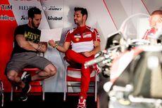 Dovizioso dan Ducati Kuasai Hari Pertama Tes di Sirkuit Losail
