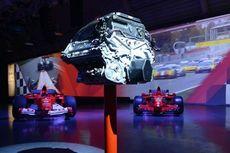 Ferrari Resmi Pamerkan Mesin F1 2014