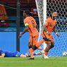 Hasil Lengkap Euro 2020 - Belanda Menang Dramatis, Inggris Lepas Kutukan