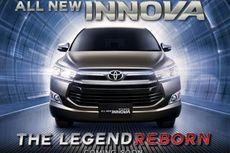 Toyota Kijang Innova Generasi Kedua Naik Kelas?
